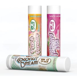 Lip Balm Fruity Sensations